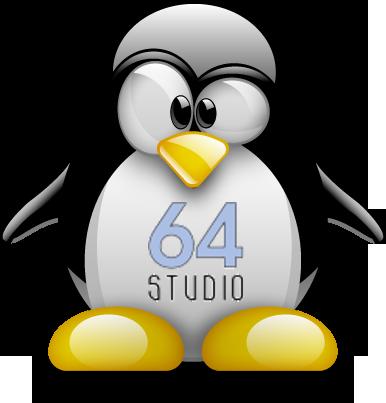 Active Linux Distro 64STUDIO, distrowatch.com
