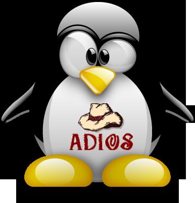 Active Linux Distro ADIOS, distrowatch.com