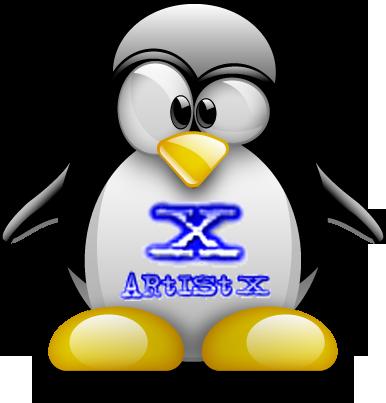 Active Linux Distro ARTISTX, distrowatch.com