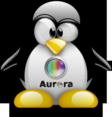 Active Linux Distro AURORAOS, distrowatch.com