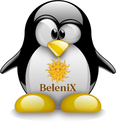 Active Linux Distro BELENIX, distrowatch.com