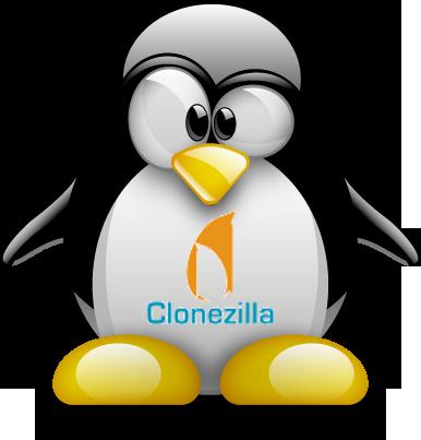 Active Linux Distro CLONEZILLA, distrowatch.com