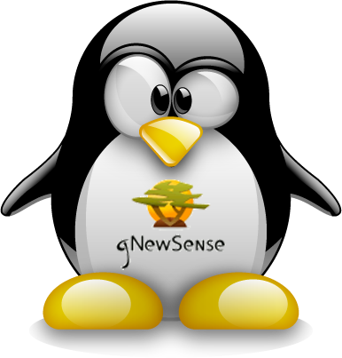 Active Linux Distro GNEWSENSE, distrowatch.com