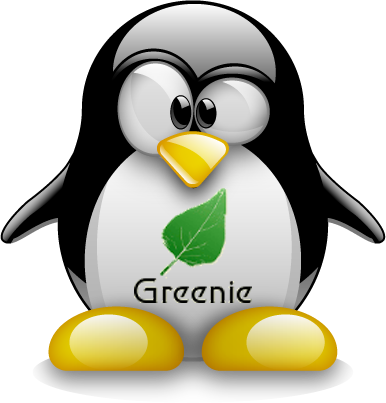 Active Linux Distro GREENIE, distrowatch.com