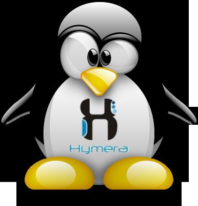 Active Linux Distro HYMERA, distrowatch.com