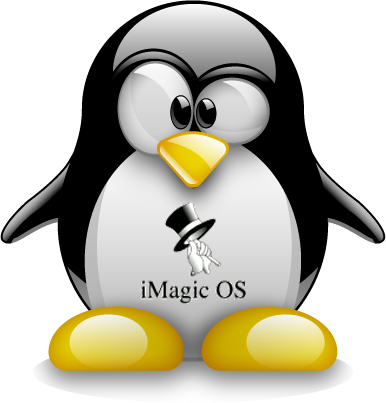 Active Linux Distro IMAGICOS, distrowatch.com