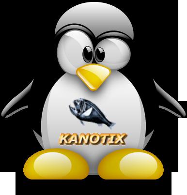 Active Linux Distro KANOTIX, distrowatch.com