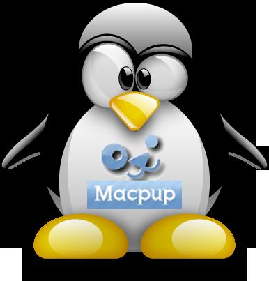 Active Linux Distro MACPUP, distrowatch.com