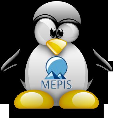 Active Linux Distro MEPIS, distrowatch.com