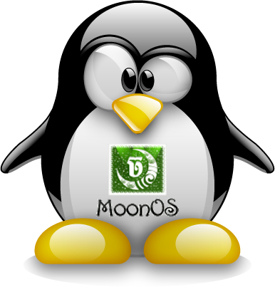 Active Linux Distro MOONOS, distrowatch.com