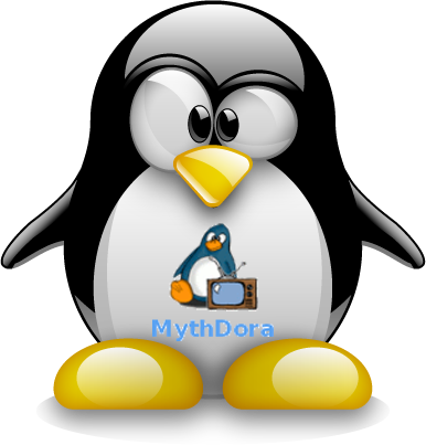 Active Linux Distro MYTHDORA, distrowatch.com