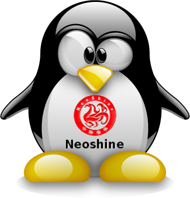 Active Linux Distro NEOSHINE, distrowatch.com