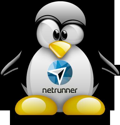 Active Linux Distro NETRUNNER, distrowatch.com