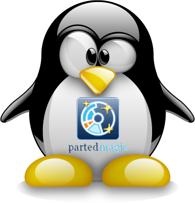 Active Linux Distro PARTEDMAGIC, distrowatch.com