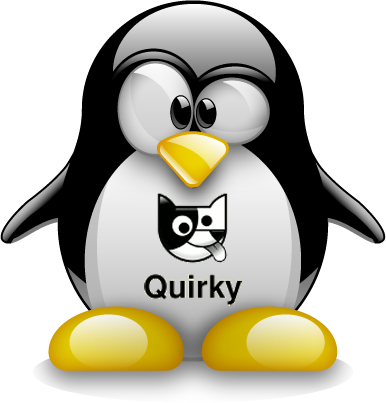Active Linux Distro QUIRKY, distrowatch.com
