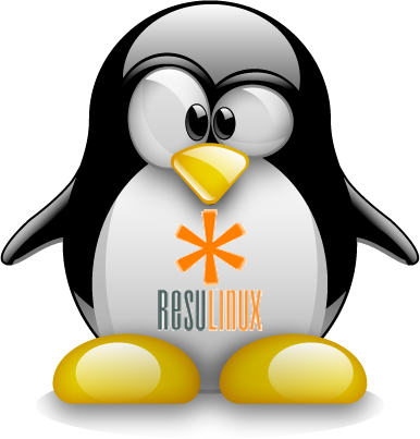 Active Linux Distro RESULINUX, distrowatch.com
