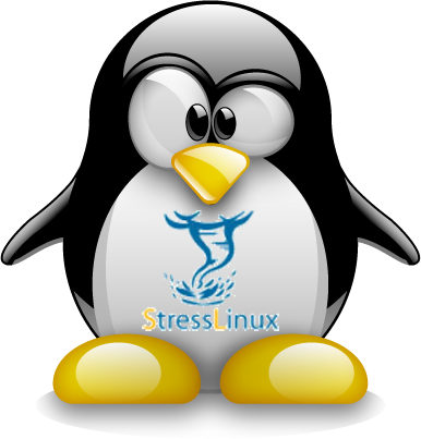 Active Linux Distro STRESSLINUX, distrowatch.com