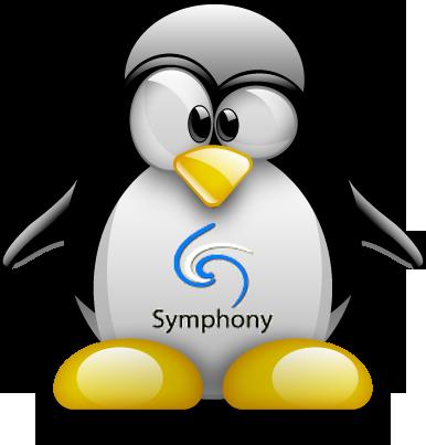 Active Linux Distro SYMPHONY, distrowatch.com