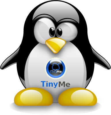 Active Linux Distro TINYME, distrowatch.com