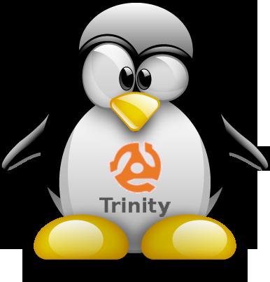 Active Linux Distro TRINITY, distrowatch.com