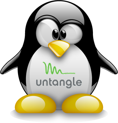 Active Linux Distro UNTANGLE, distrowatch.com
