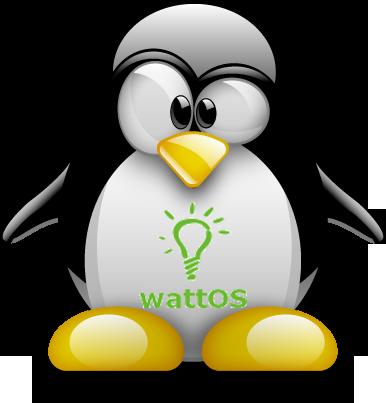 Active Linux Distro WATTOS, distrowatch.com