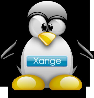 Active Linux Distro XANGE, distrowatch.com
