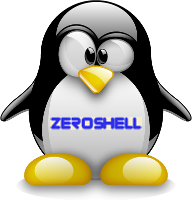 Active Linux Distro ZEROSHELL, distrowatch.com