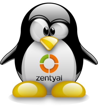 Active Linux Distro ZENTYAL, distrowatch.com